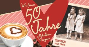 Wir feiern 50 Jahre Milchbar Pinguin